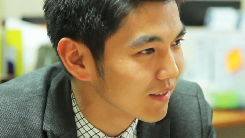 한국말 '술술'…퀴즈왕 빌궁 군