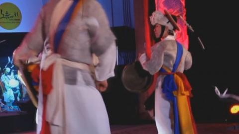 남인도 첫 한국 전통 공연