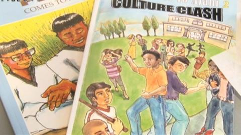동화책에 담은 한국…미국인 키스 켈리 씨