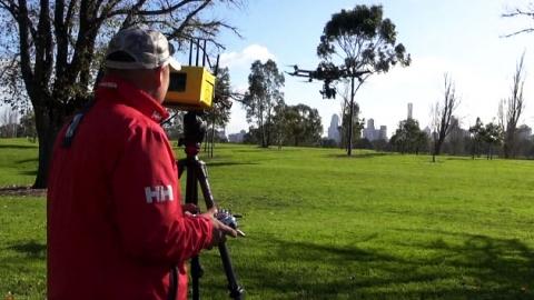 [청춘, 세계로 가다] 카메라에 '날개'를 달다…호주 오창원 감독
