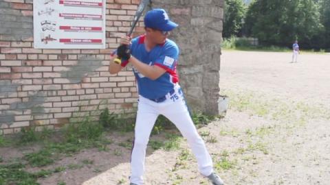 상트페테르부르크, 돌풍 일으킨 한인 야구단