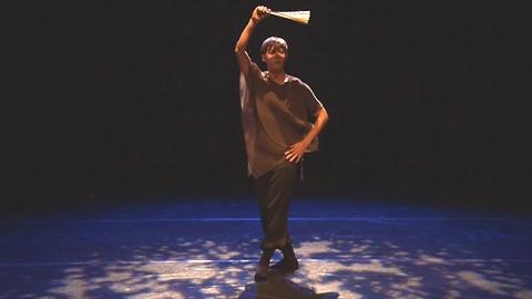 이스라엘에 첫선 보인 전통춤 '한량무'