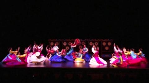 한국춤 알린 동포들의 시카고 무대