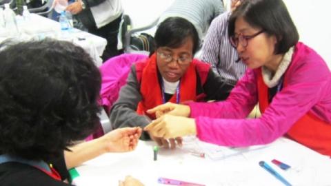 동티모르 '희망의 과학 수업'