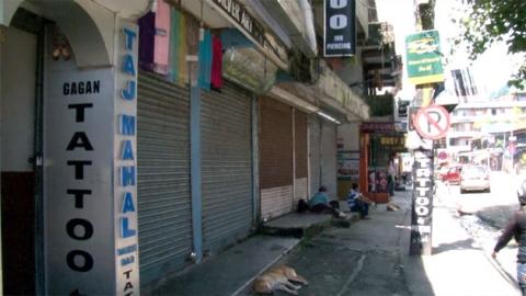 네팔 지진 후유증…관광지 동포들 울상