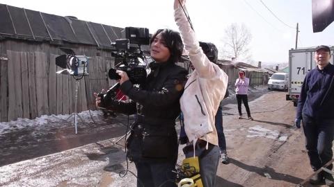 [청춘, 세계로 가다] 몽골서 데뷔한 대박 감독 장유근