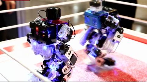 로봇기술 어디까지 왔나…프랑스 로봇 박람회