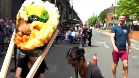 너희가 김밥 맛을 알아? …영국인 김밥 전도사