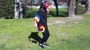 [청춘, 세계로 가다] 퓨전 탈춤으로 한국 알리는 동포 춤꾼