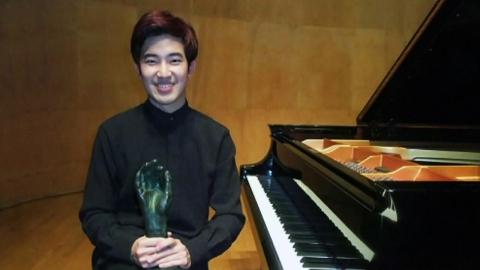 [청춘, 세계로 가다] 행복한 피아니스트, 정한빈