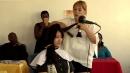 아프리카 미용봉사 떠난 한국 청춘들