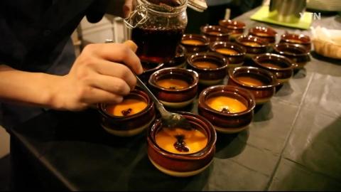'한국의 소스' 알리는 팝업 레스토랑
