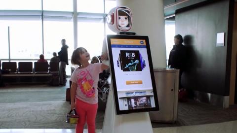 [세상교과서] 인간과 로봇의 공존을 준비하는 산호세 공항