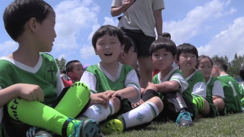 축구로 하나 되는 동포사회