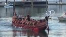 [스마트폰 현장중계] 마오리족 전통 카누 축제 현장