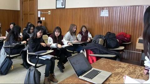 학교 담장을 너머… 한인 학생들의 따뜻한 봉사