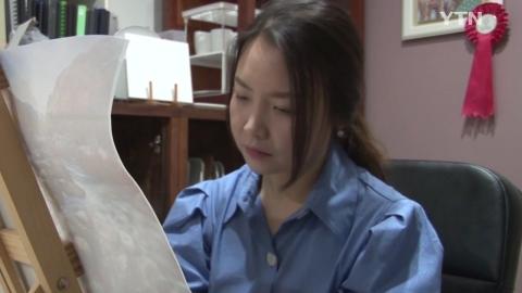 [청춘 세계로 가다] 뚝심의 포슬린 아티스트, 이혜원