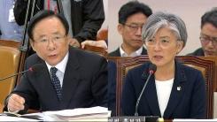 강경화 외교부 장관 후보자 인사청문회 ④