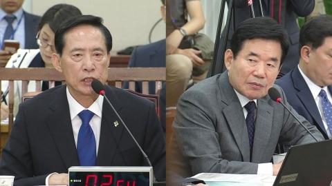 송영무 국방부 장관 후보자 인사청문회 ⑤