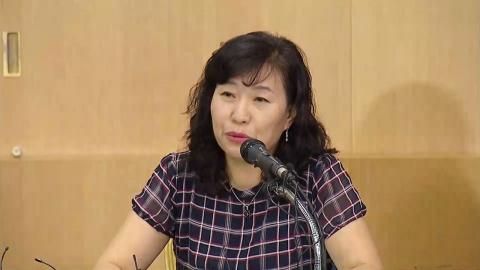 박기영 과학기술혁신본부장 입장 발표
