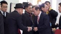5·18 단체, 자유한국당 대표 면담…징계·사과 촉구