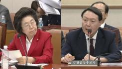 윤석열 검찰총장 후보자 인사청문회 19