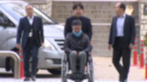 '웅동학원 의혹' 조국 동생, 구속영장 심사 출석…두 번째 구속 기로