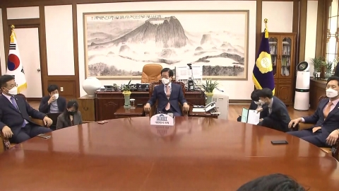 국회의장·여야 원내대표 회동…청문회 난맥 풀릴까?