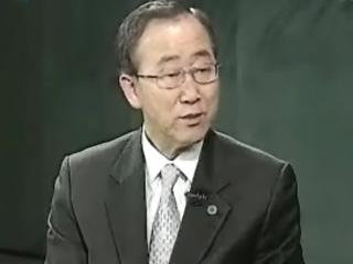 [YTN 특별대담] 반기문 UN 사무총장에게 듣는다