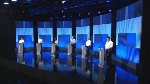 더불어민주당  대선 후보자 토론회 ① 후보자 인사 및 출마의 변