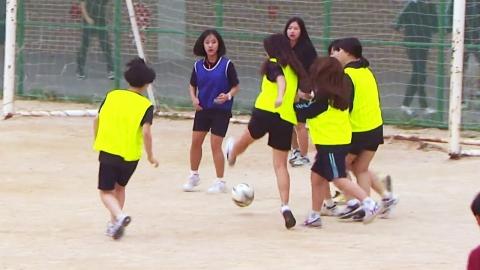[모이자리그] 예능 같은 학교 체육, 운동장이 재미있어요