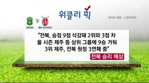 [위클릭 픽] 승점 삭감 당한 전북, 분위기 반전?