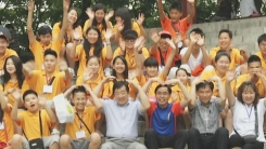 YTN 사이언스의 초청으로 한국을 방문한 몽골학생들 [최은철, 국립 과천과학관장]