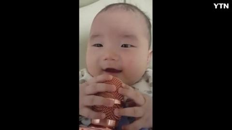 [일상] 4개월된 아기의 노래실력^^
