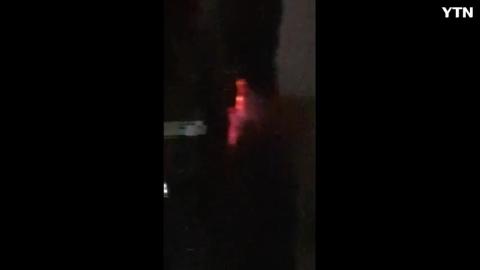 [사고현장] 오남리 한양병원 위 화재